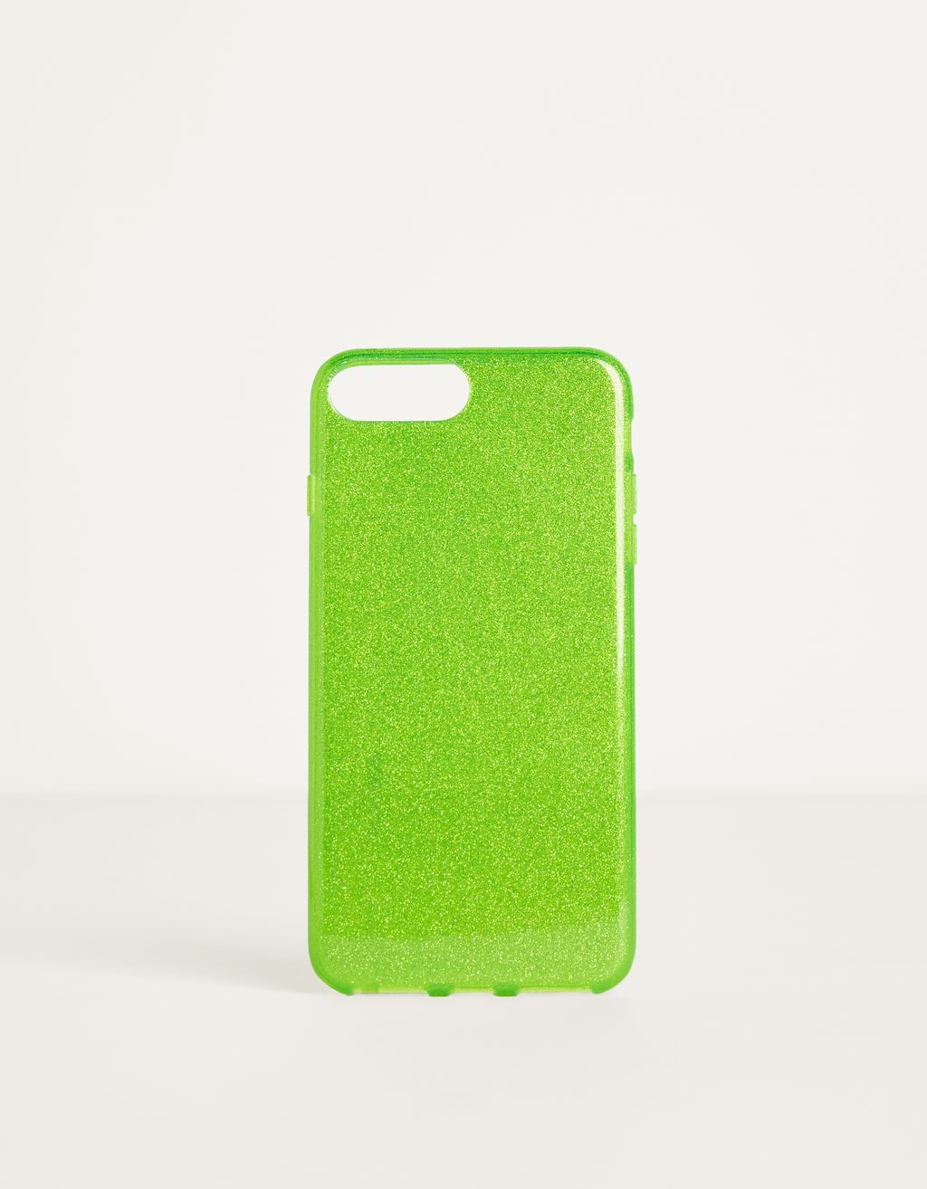 Carcasa de purpurina iPhone 6 plus / 7 plus / 8 plus