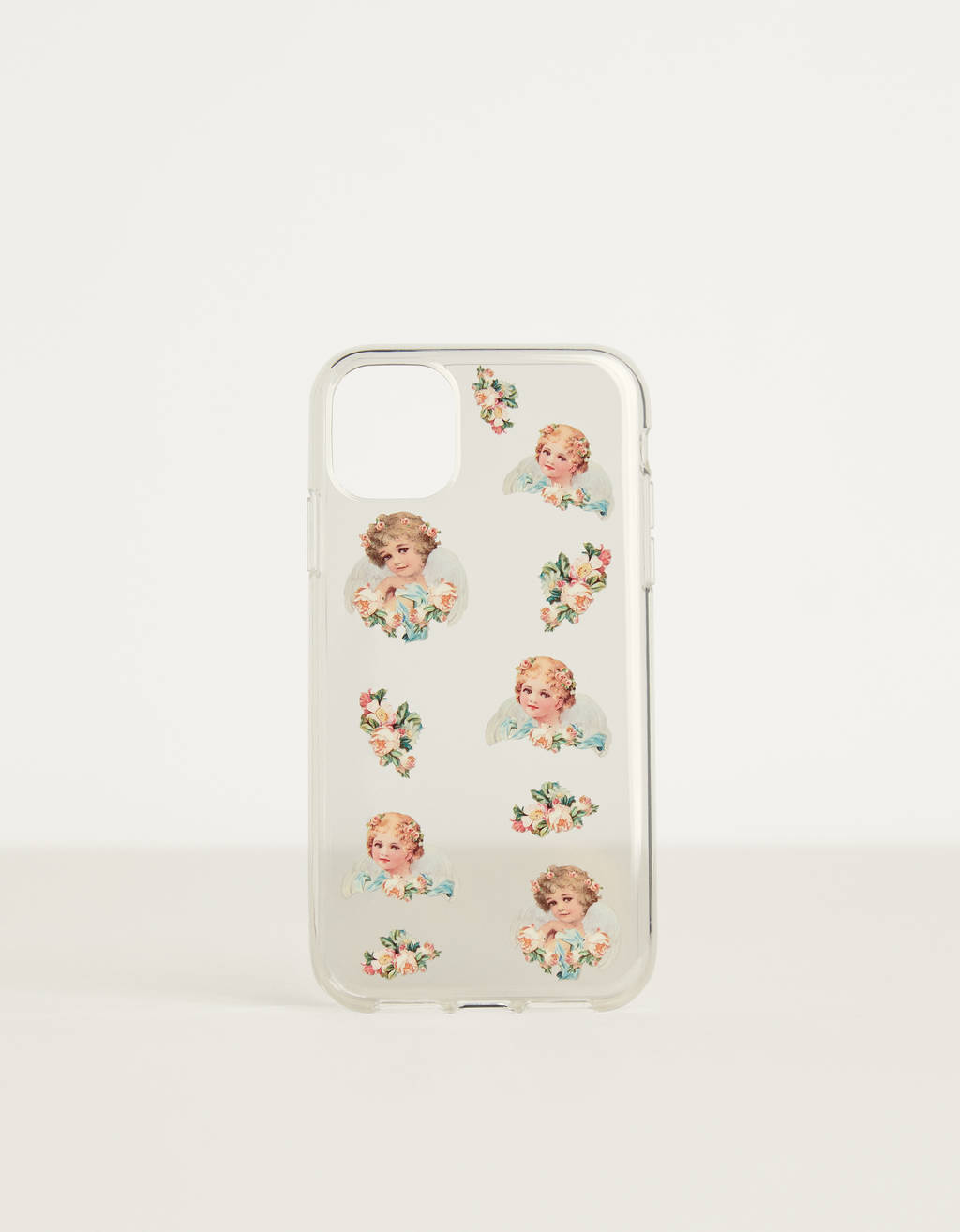 Angel print iPhone 11 case