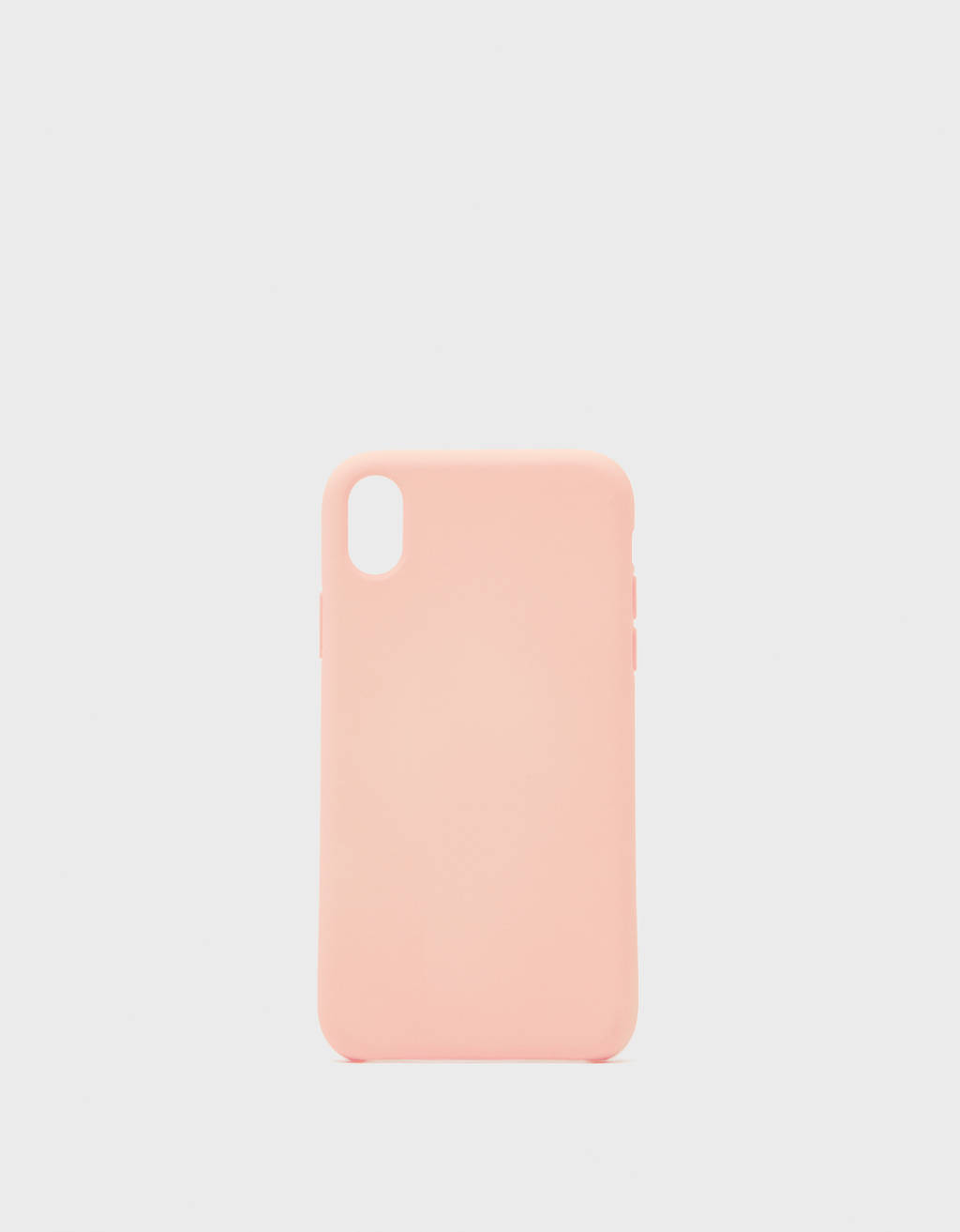 Monochrome iPhone XR case