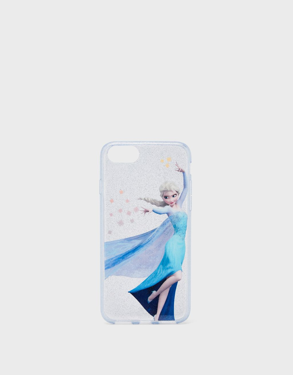 Frost-cover til iPhone 6 / 6S / 7 / 8
