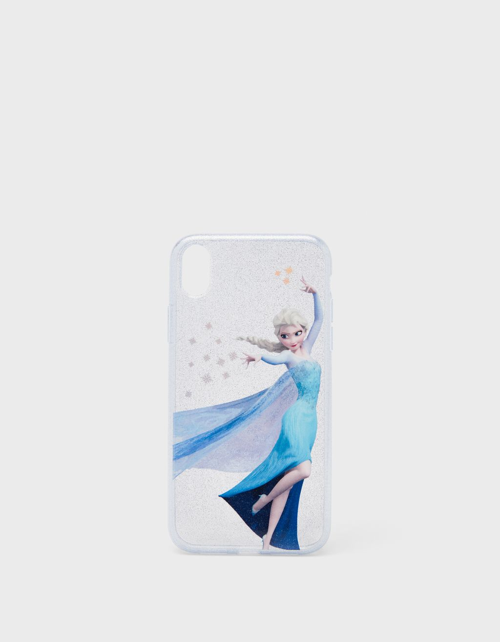 Frozen iPhone XR case
