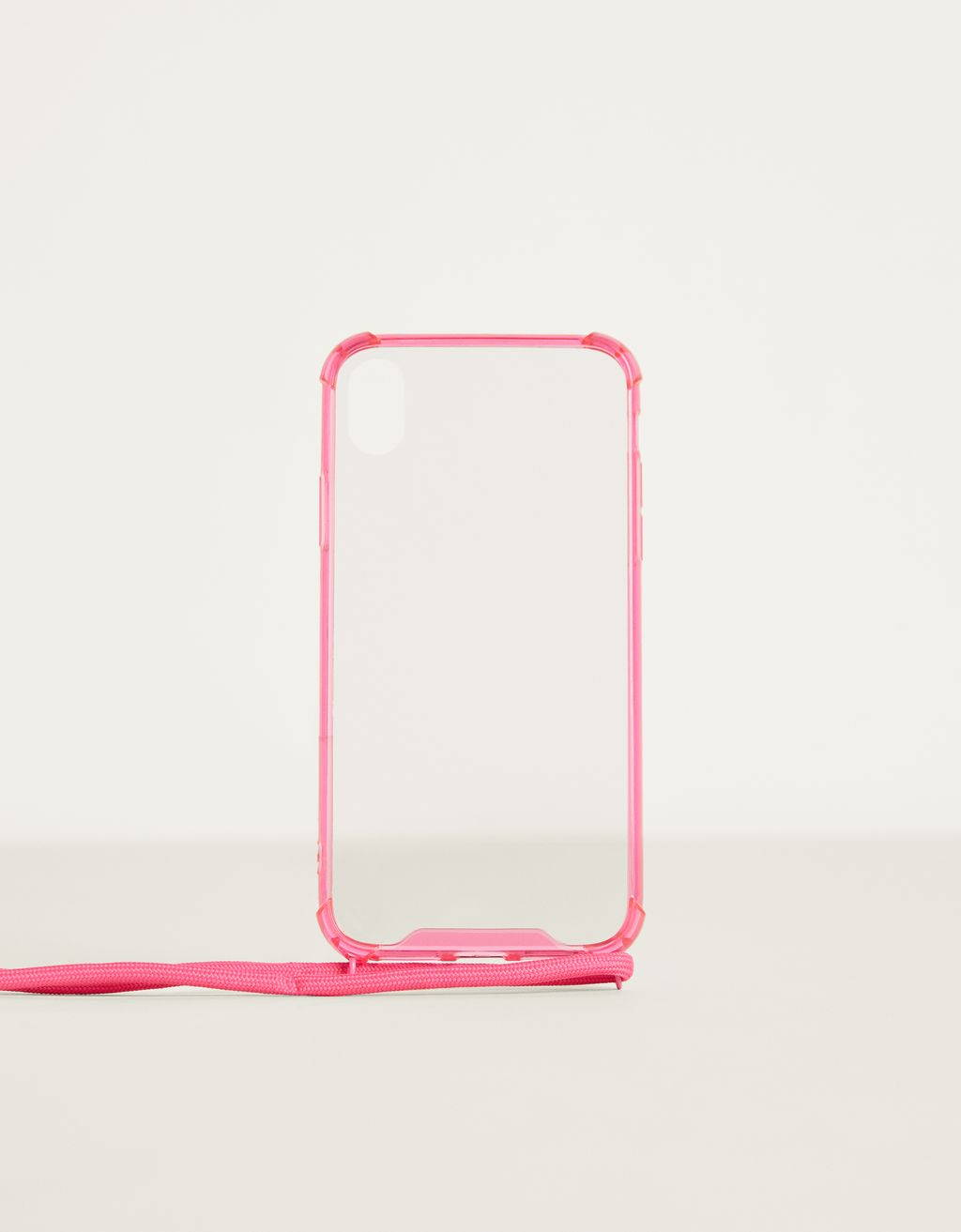 Cover med snor til iPhone XR