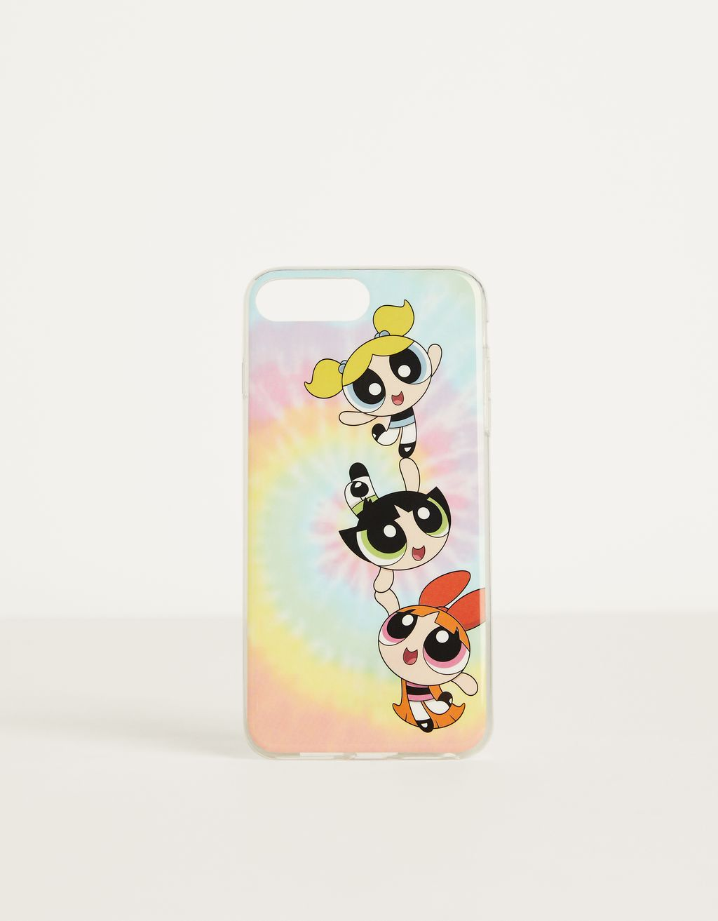 Powerpuff-pigerne x Bershka cover til iPhone 6 Plus / 7 Plus / 8 Plus
