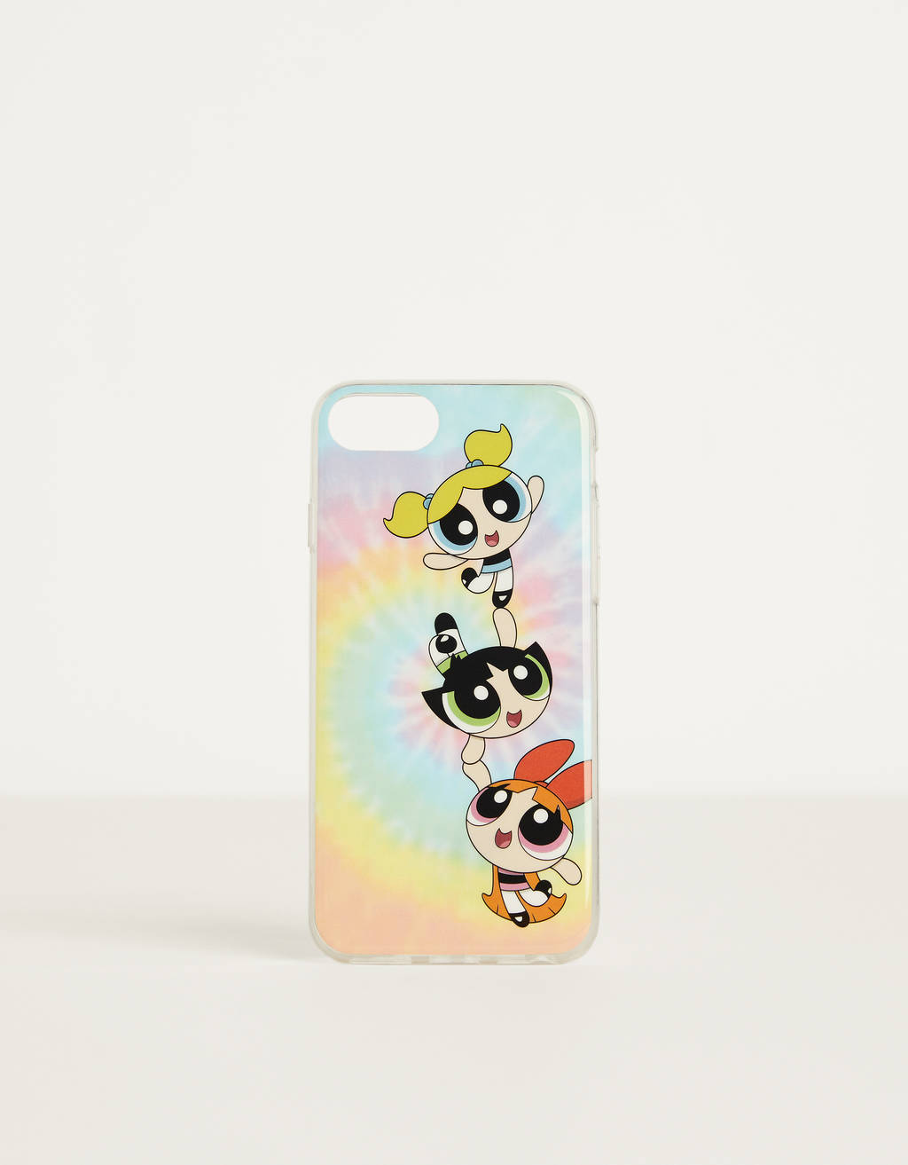 Obudowa na telefon iPhone 6/6S/7/8 The Powerpuff Girls x Bershka