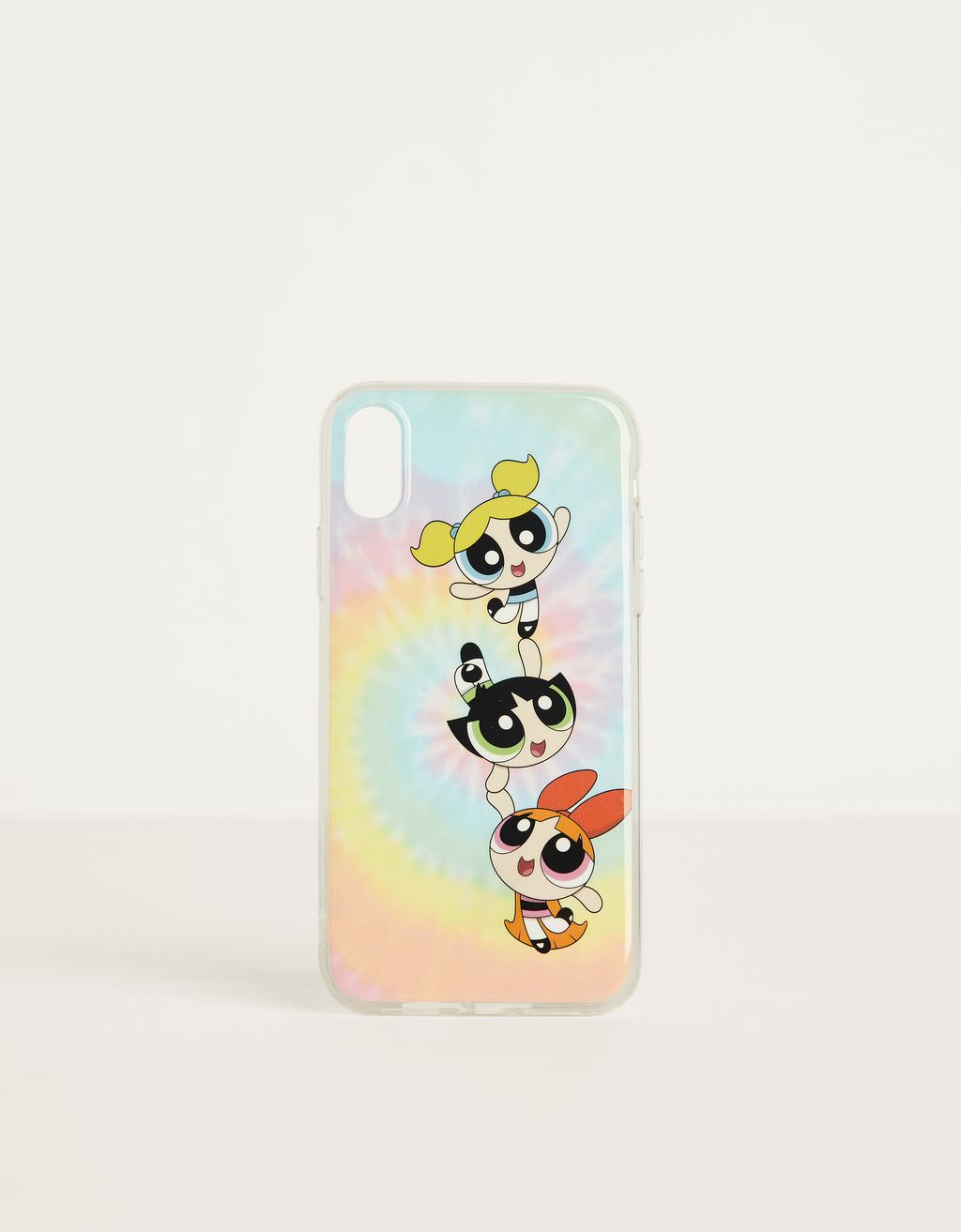 Powerpuff-pigerne x Bershka cover til iPhone XR