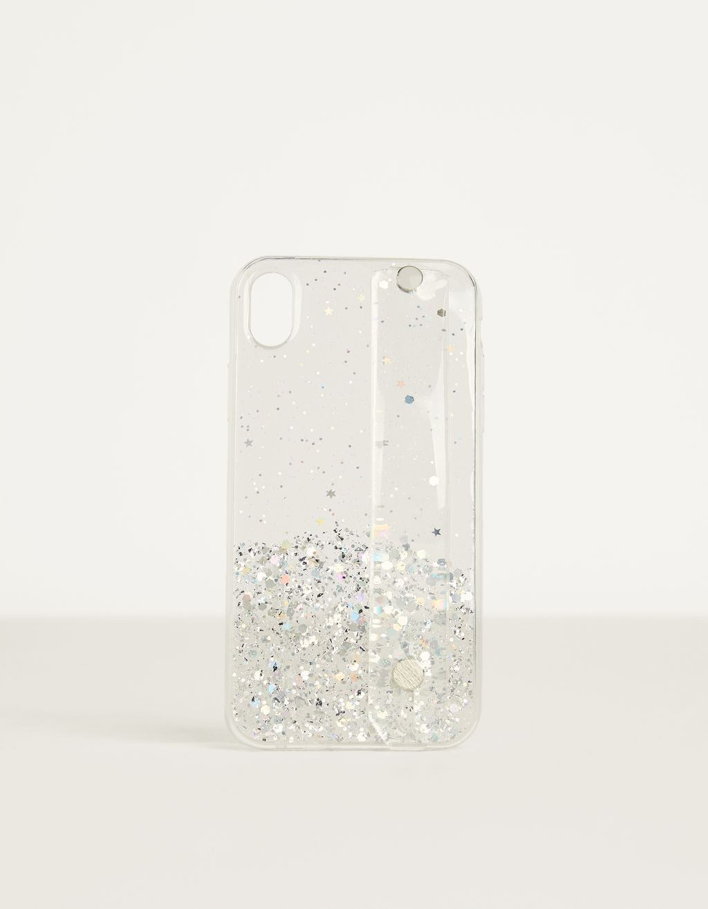 Star print iPhone XR case