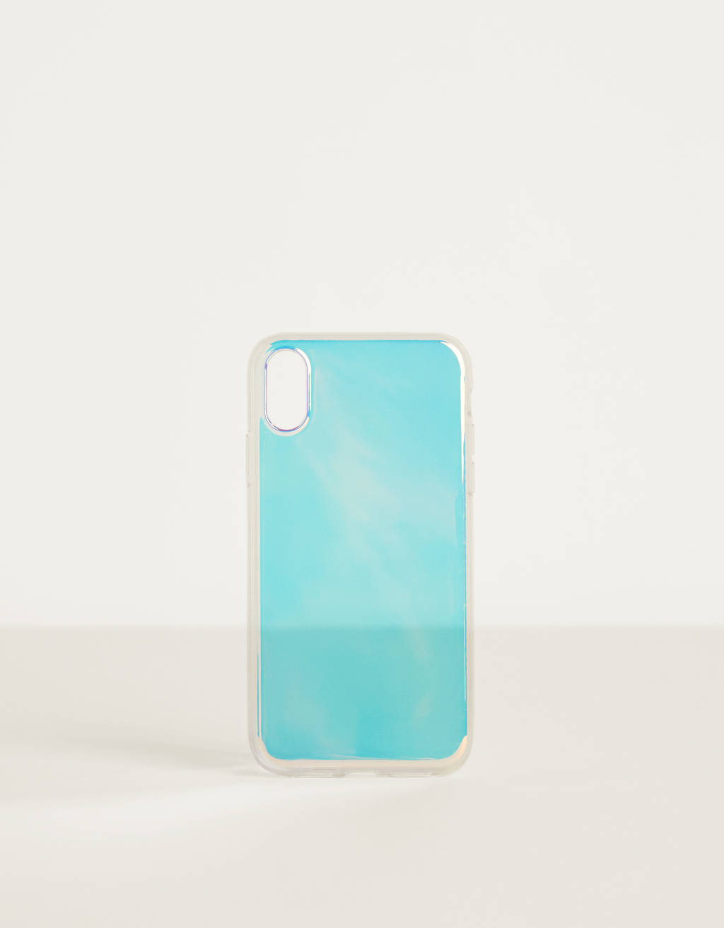 Coque irisée iPhone XR