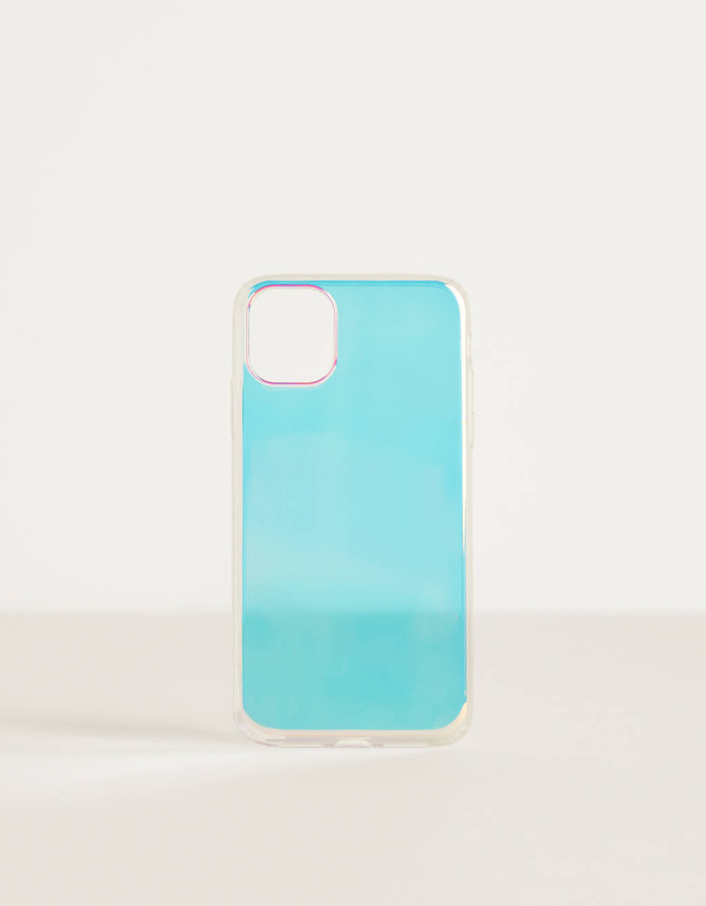 Iridescent iPhone 11 cover