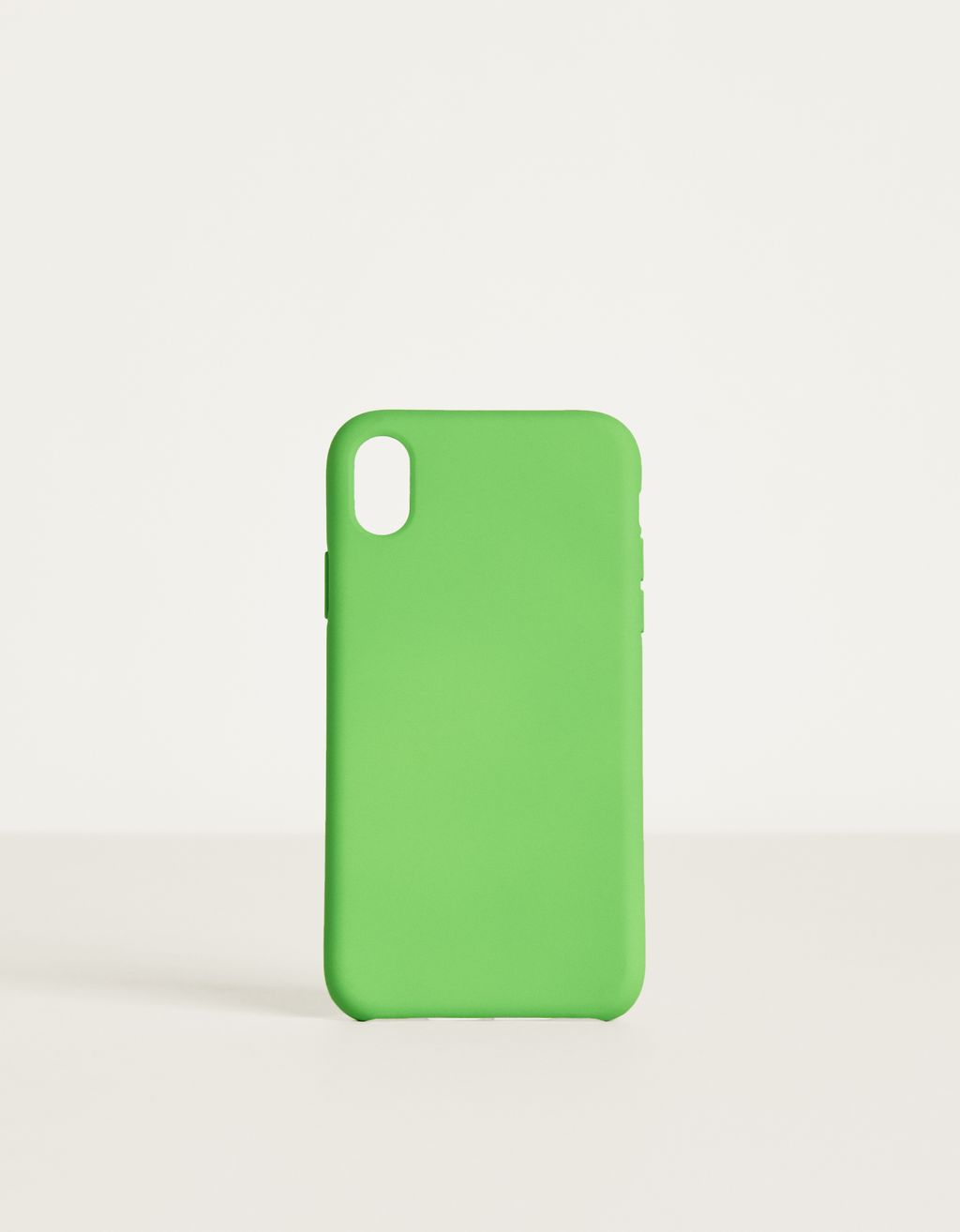 Coque unie iPhone XR