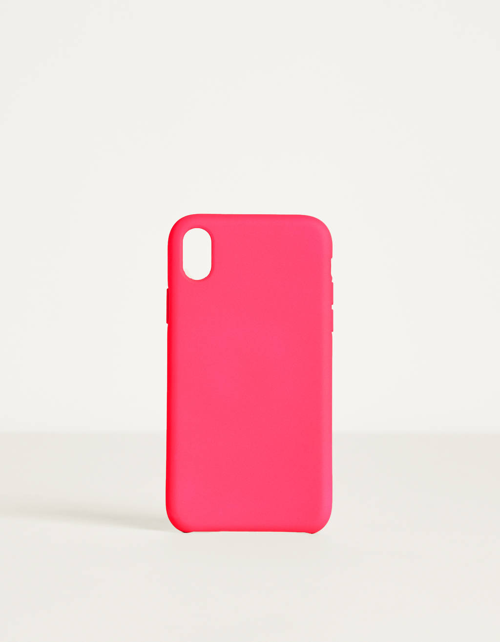 Carcasa monocolor iPhone XR