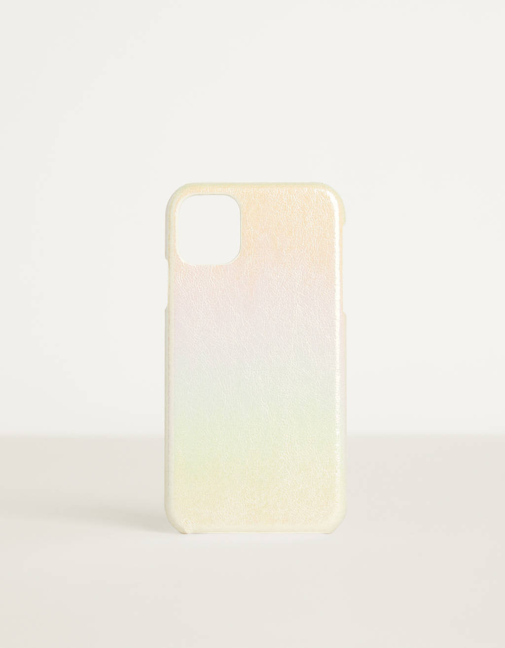Iridescent iPhone 11 case