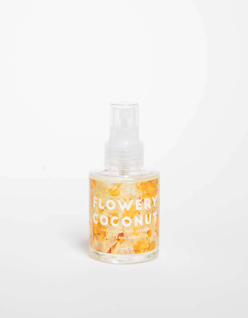 Body Mist, Flowery Coconut 100ml