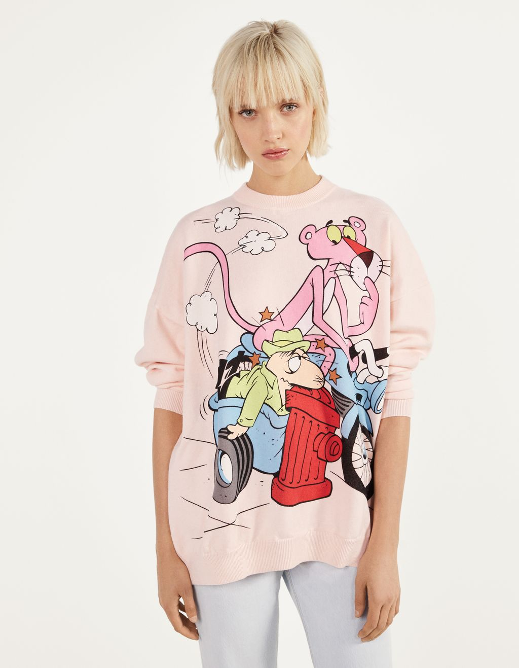 Pink Panther sweater