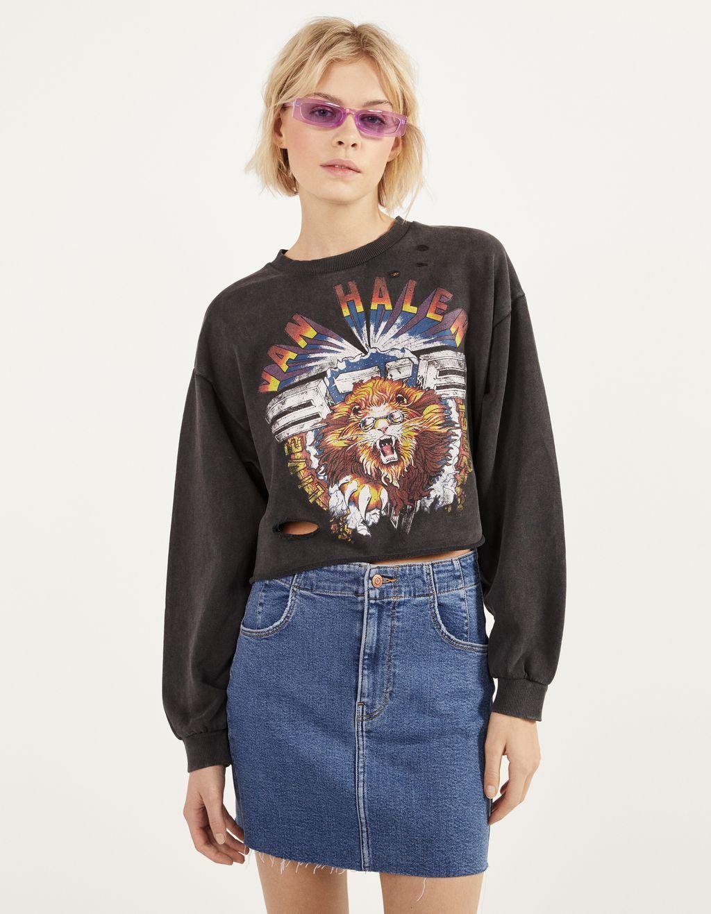 Van Halen sweatshirt