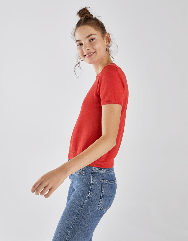 Jersey de manga corta