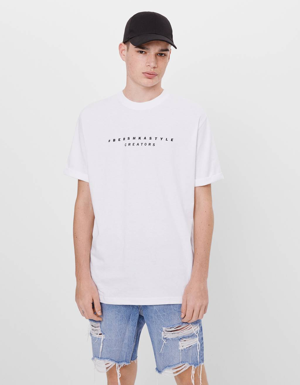 T-shirt padrão