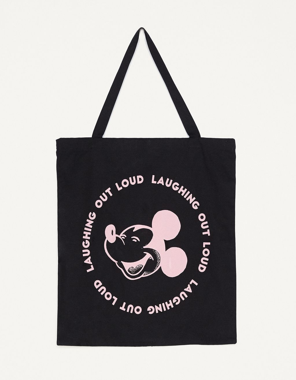 Tote bag Mickey
