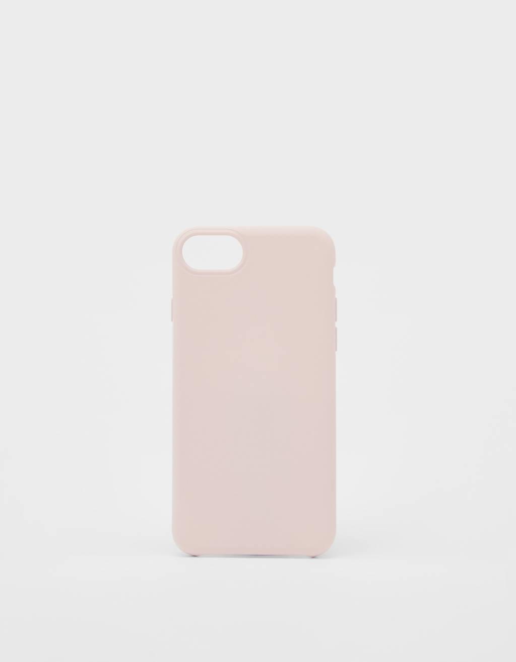 Cover a tinta unita per iPhone 6 / 6S / 7 / 8 - Custodie iPhone