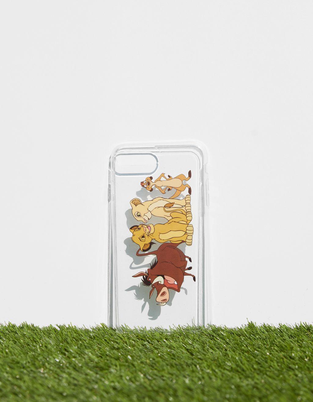 funda iphone 7 plus bershka