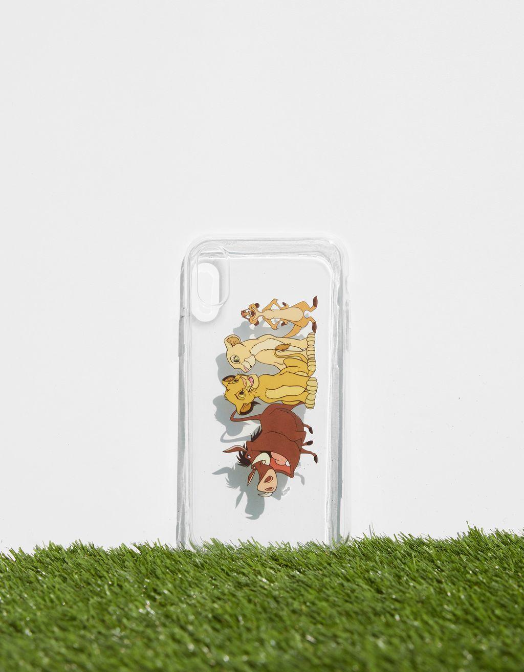 Oroszlánkirályos telefontok – iPhone XR