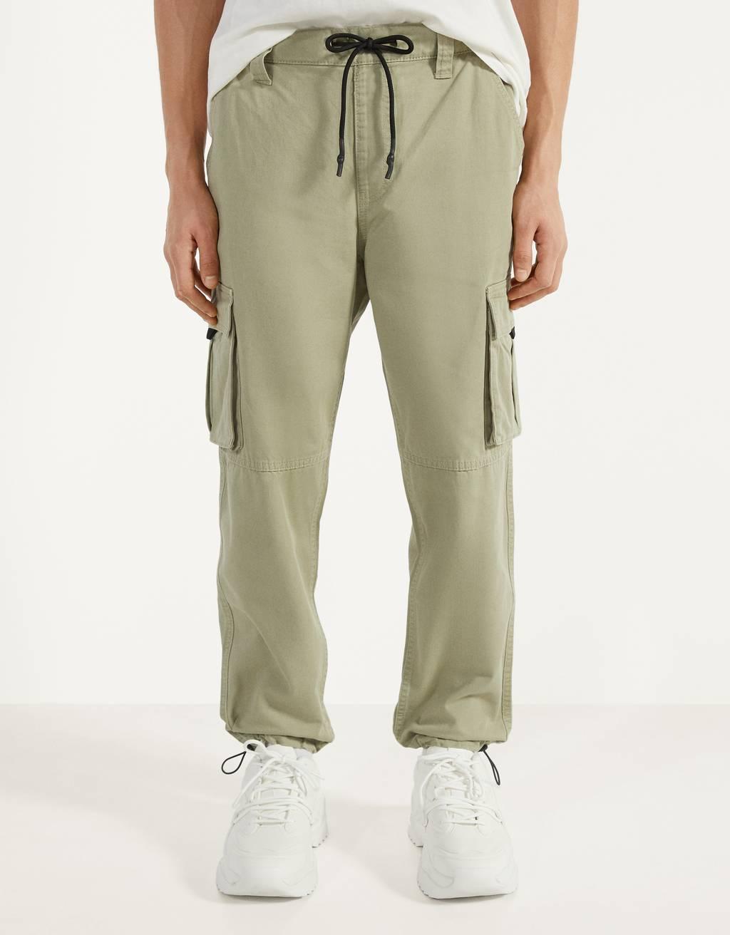 Pantalón jogger cargo