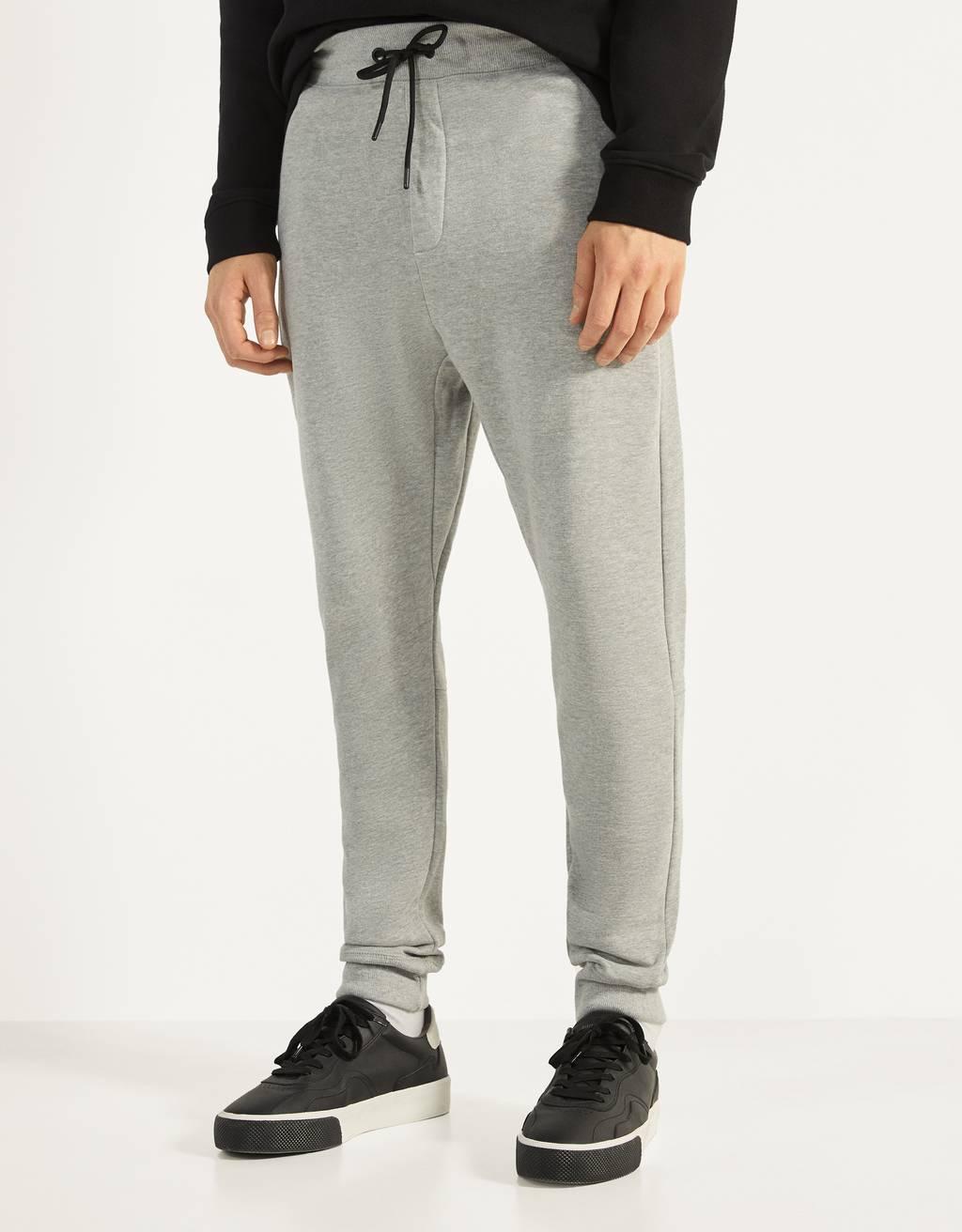 Pantaloni jogger in felpa