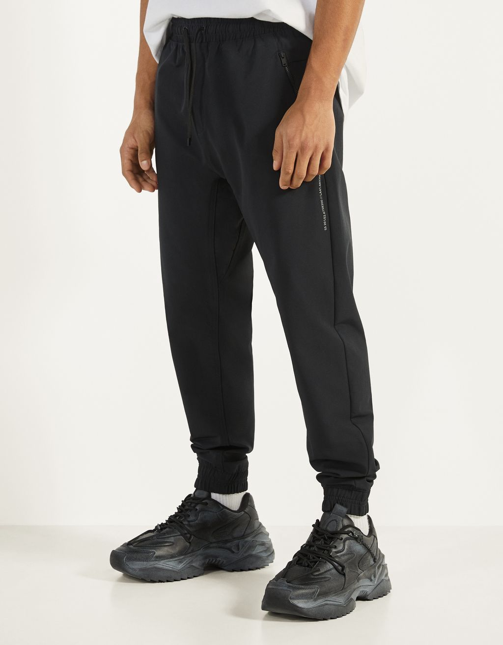 Pantalon jogger technique