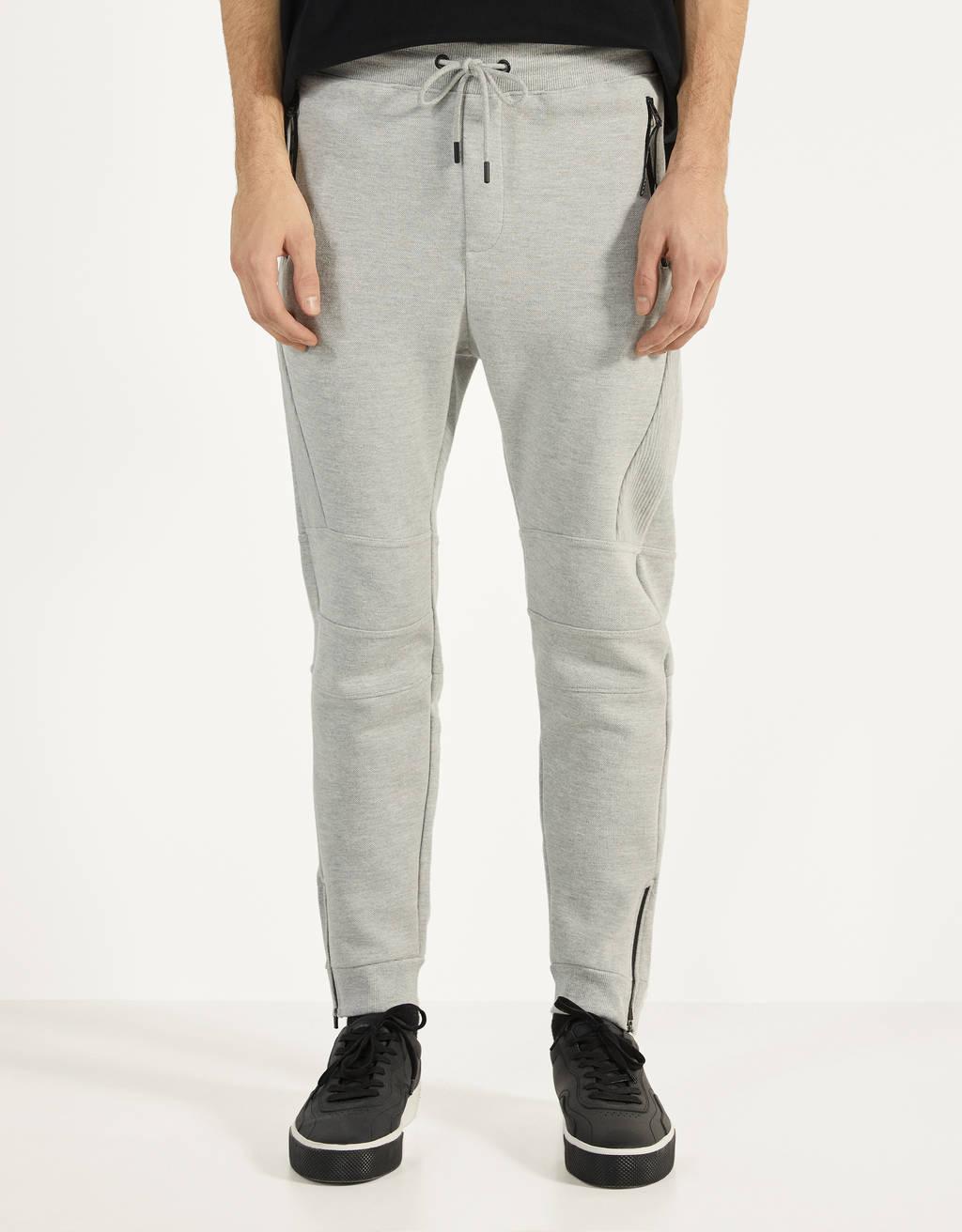Pantalon jogger de type ottoman