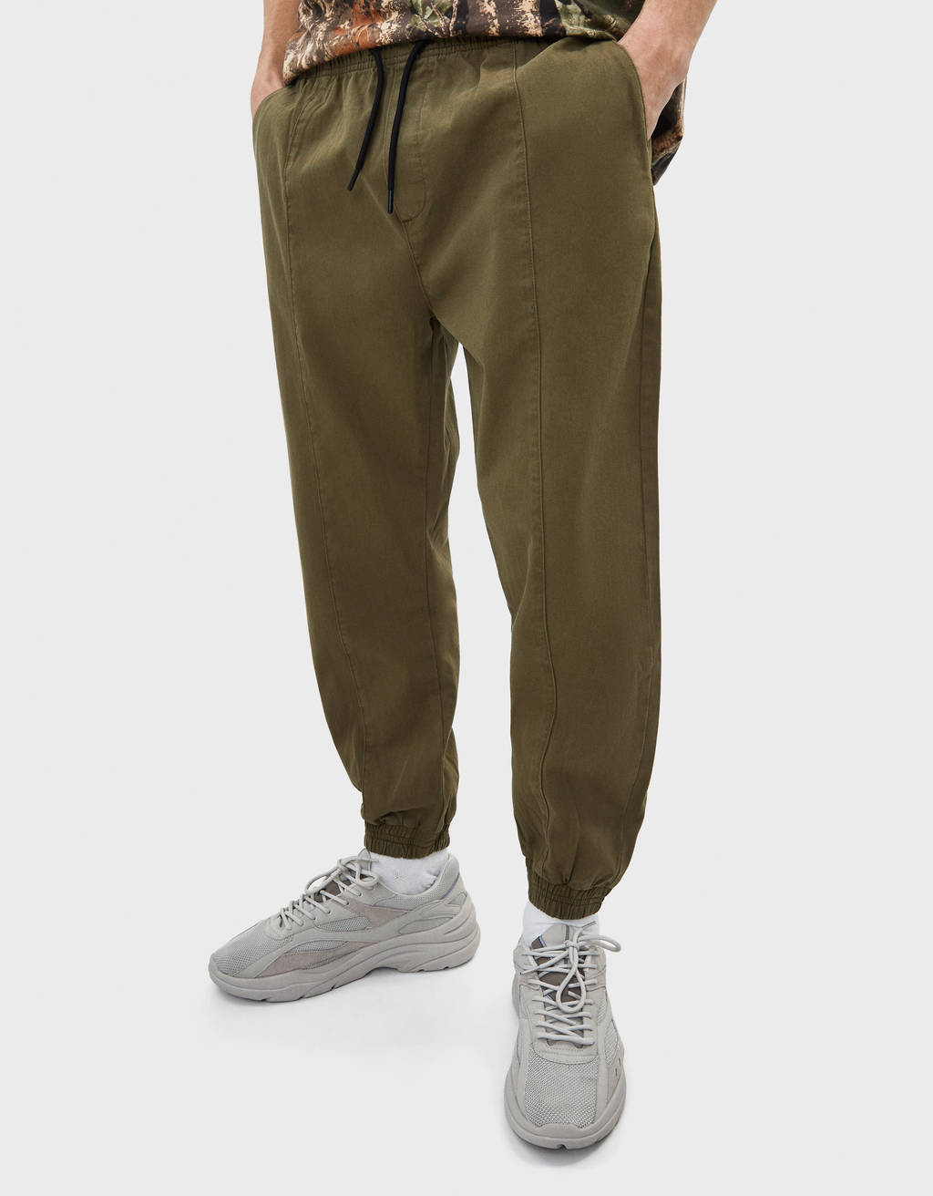 Pantalón jogger Slim Fit