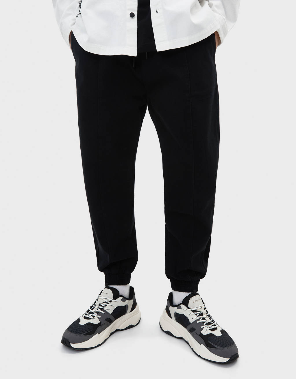 Pantalon jogger coupe slim