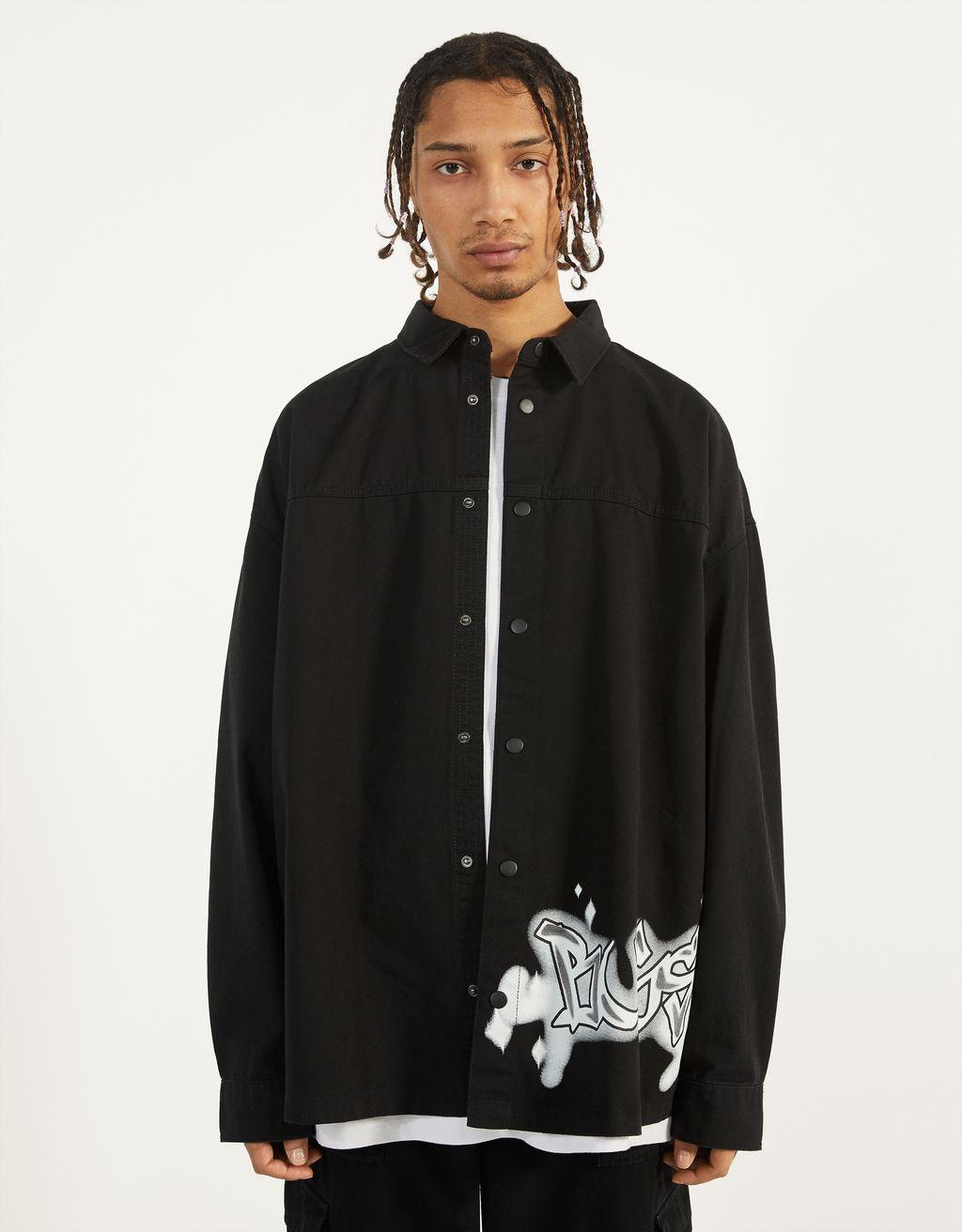 Bugs Bunny overshirt