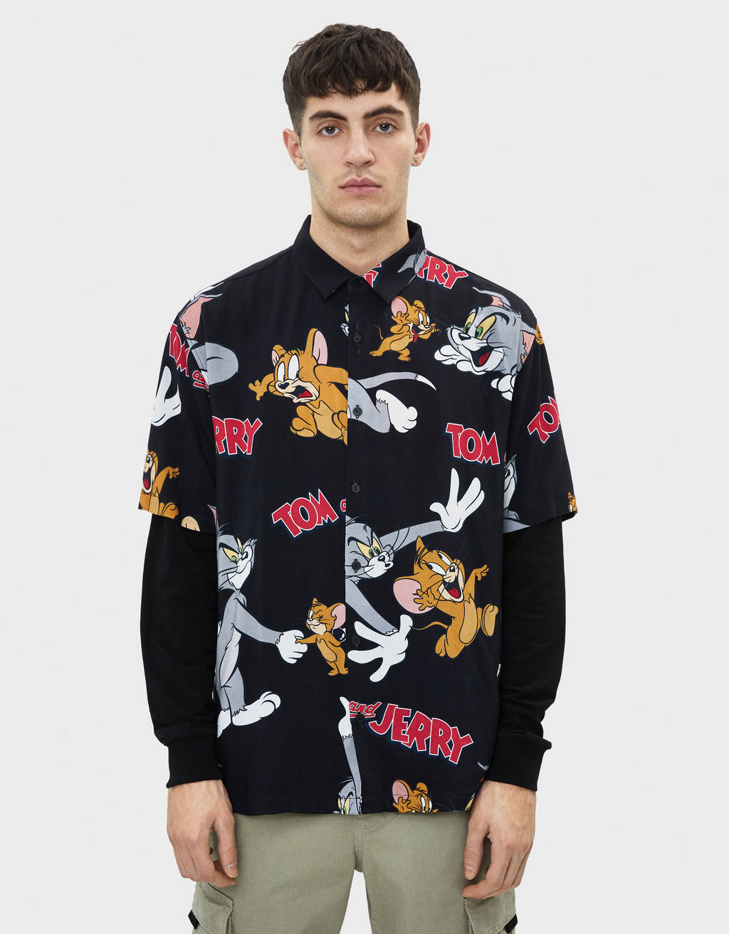 Tom & Jerry shirt