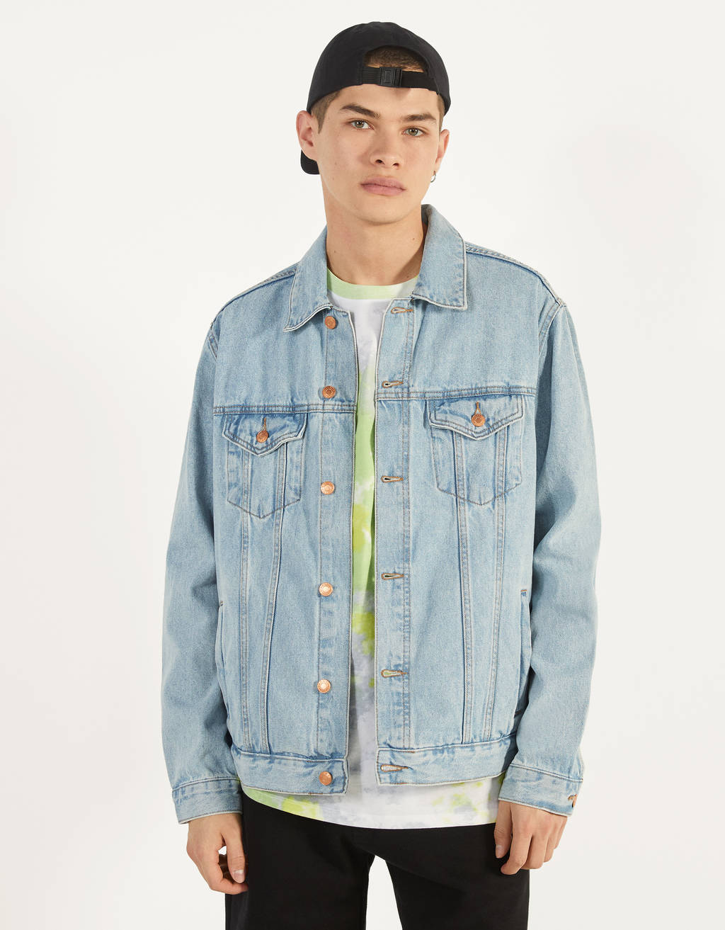Regular Fit denim jacket