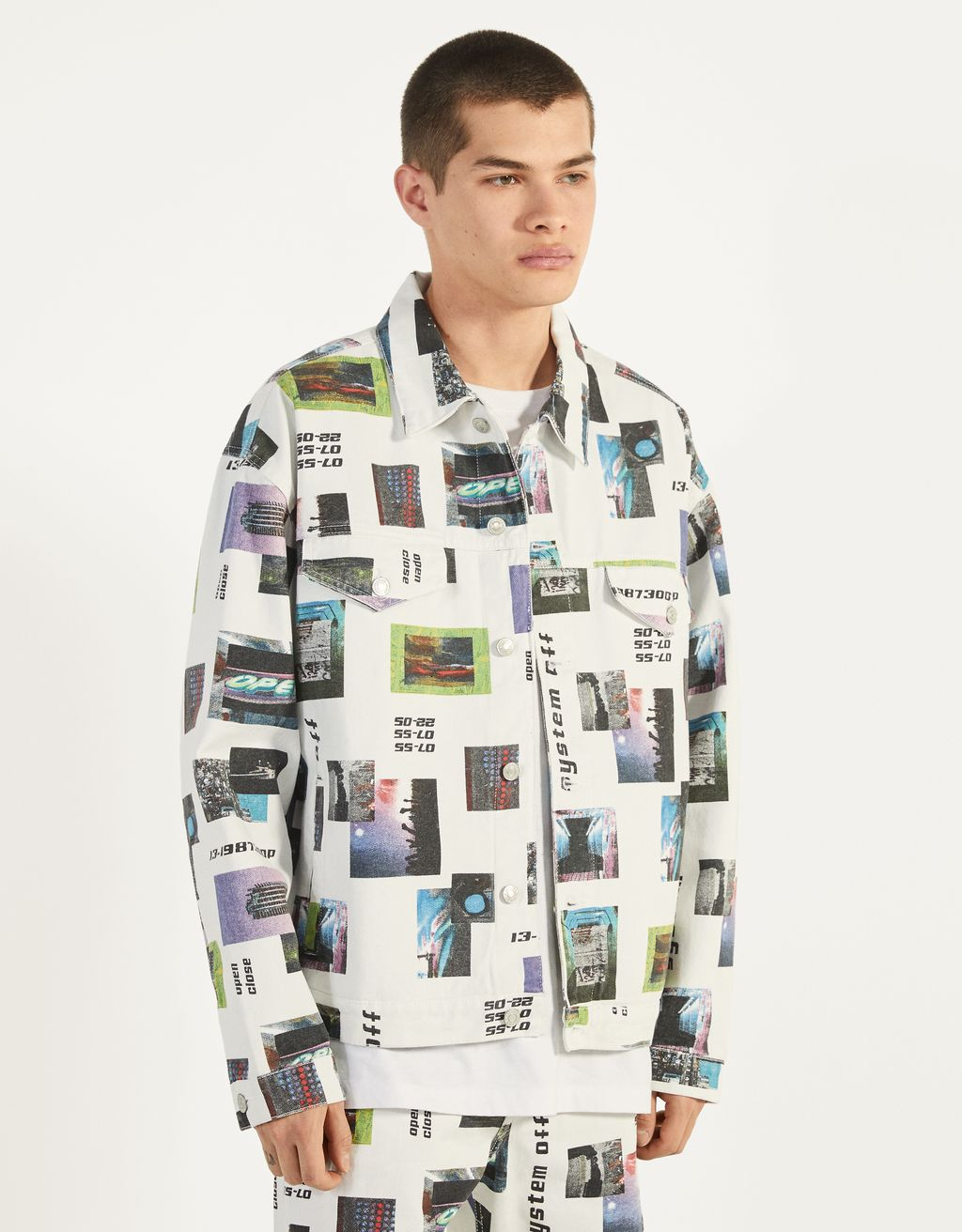 Photographic print jacket