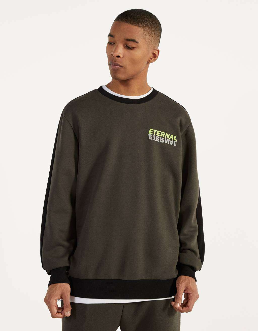 Reflecterend sweatshirt