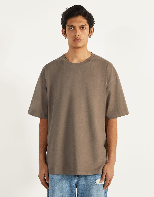 Тениска oversize
