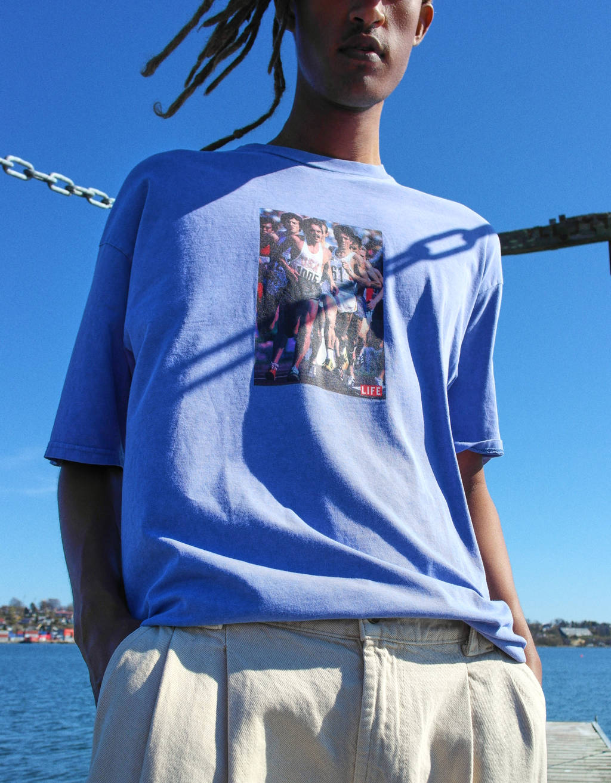 T-paita printillä