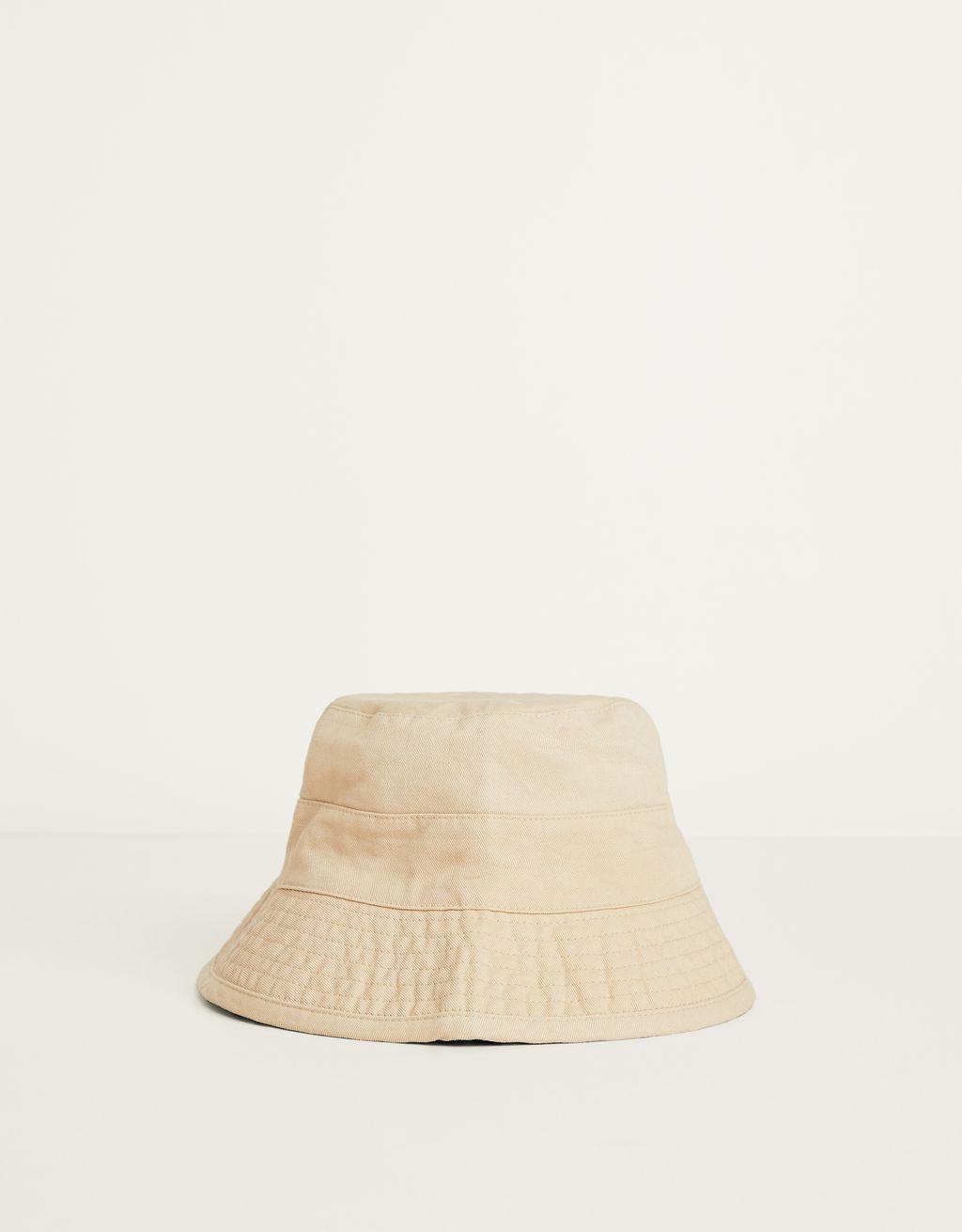 Chapeau de pluie style bob