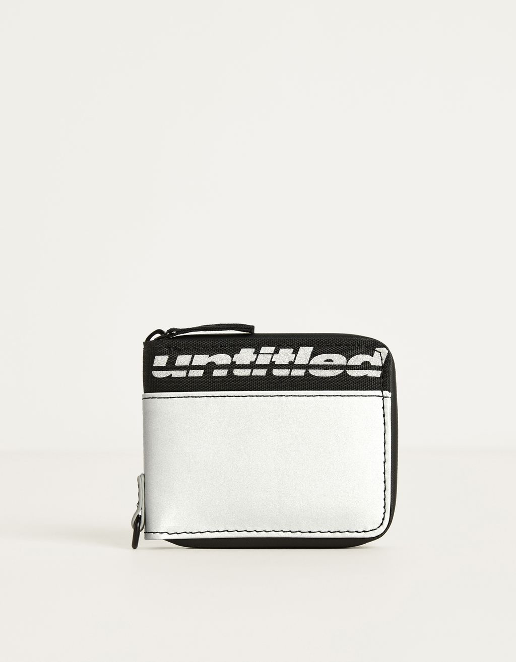 Reflective coin purse