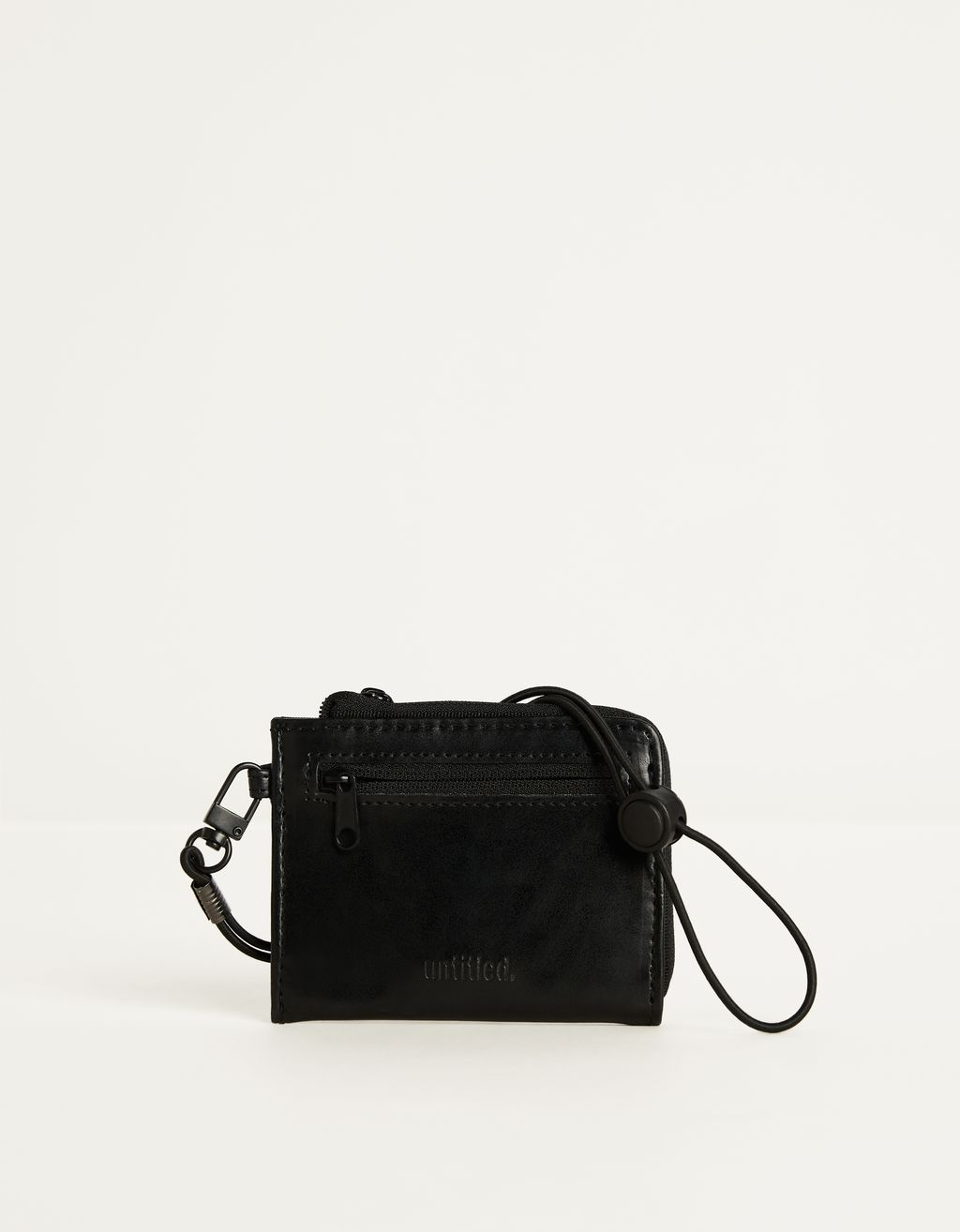 Purse with strap
