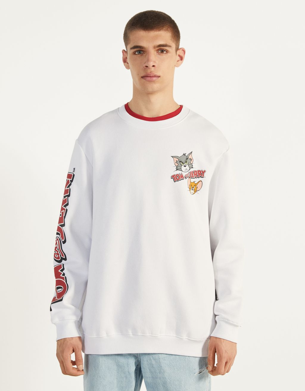 Sweatshirt Tom & Jerry