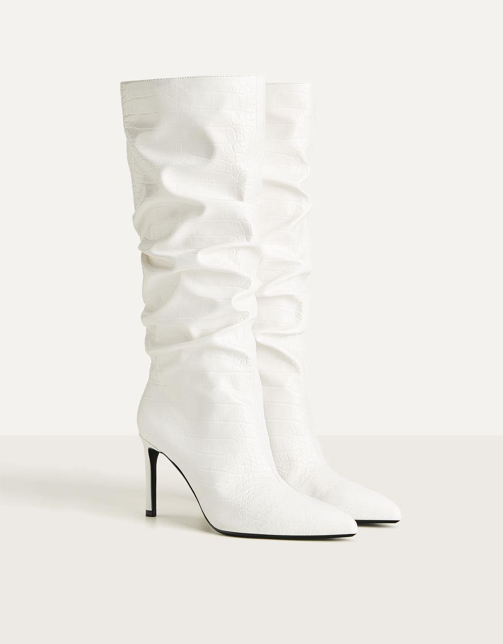 Topuklu rahat çizme