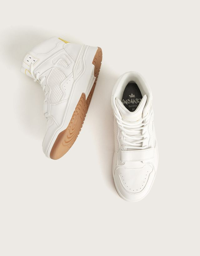 top trainers - Shoes - Bershka Philippines