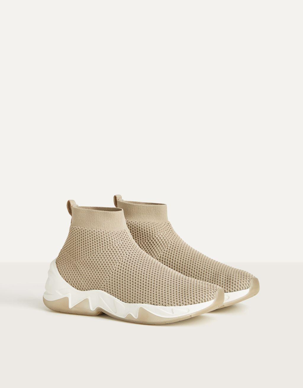 Botines deportivos calcetín