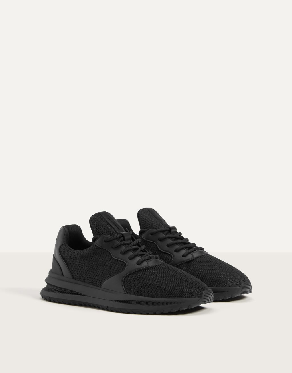 Men's sock-style trainers