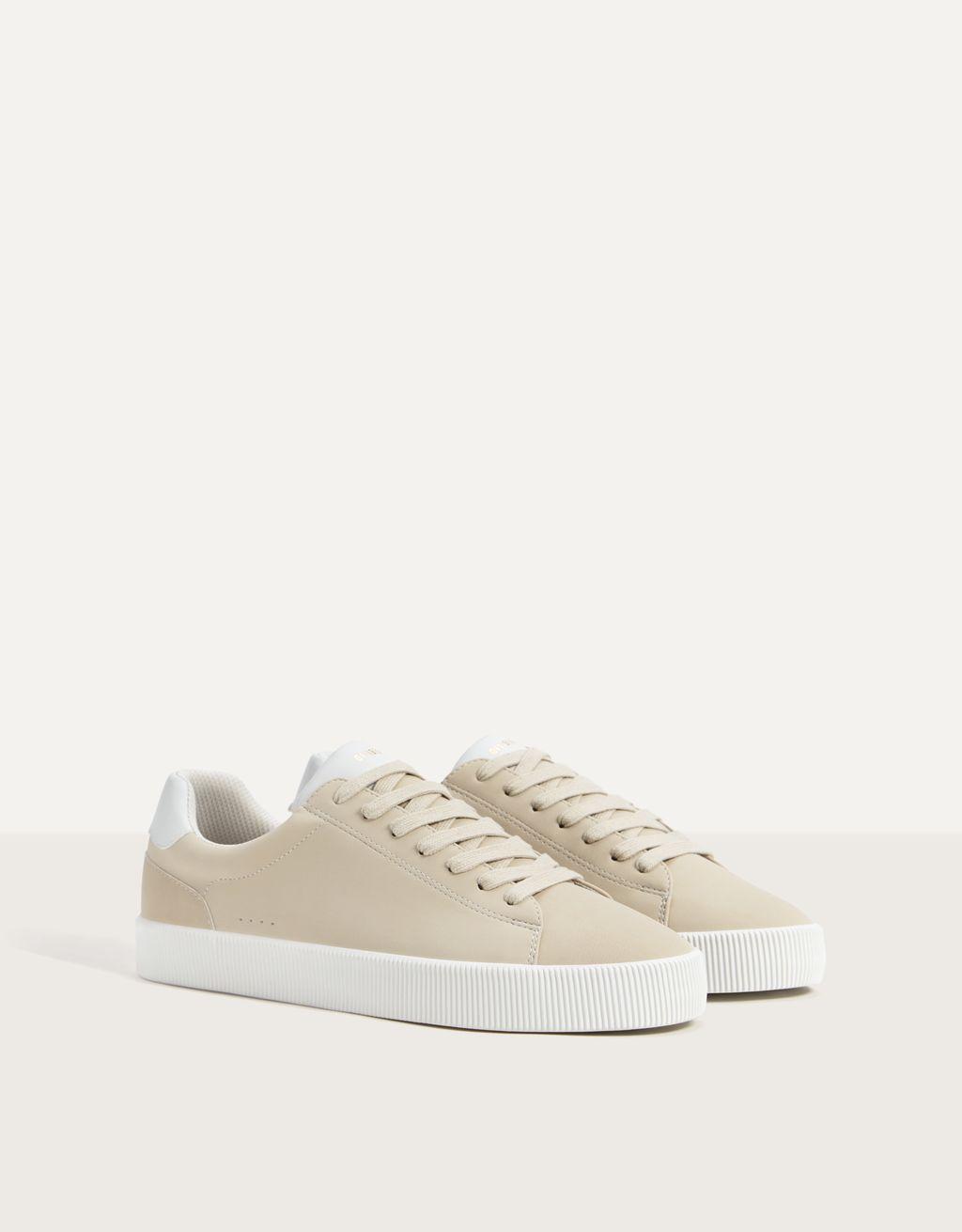 Kontrast spor ayakkabı