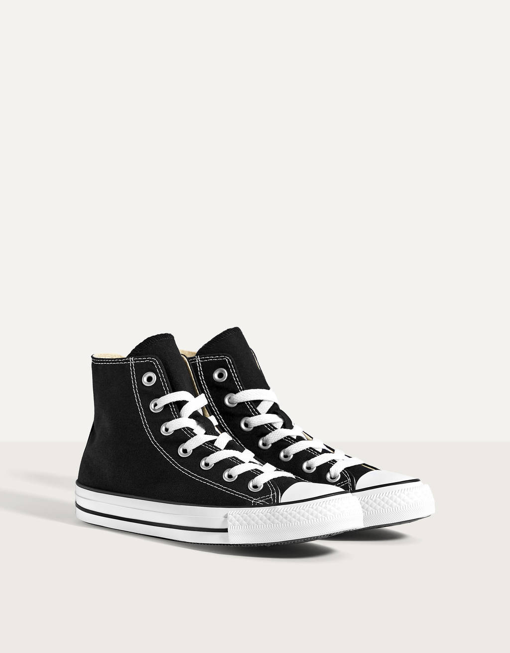 CONVERSE ALL STAR men's high top canvas sneakers